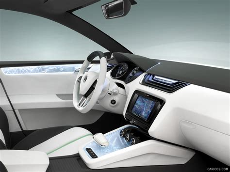 Skoda Visiond Design Concept Interior Wallpaper 53