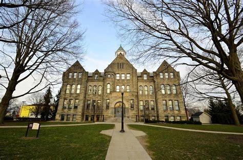 Baldwinwallace College  Berea Ohio  Real Haunted Place