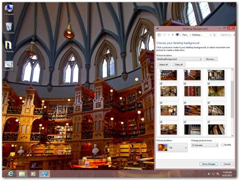 desktop wallpaper library theme  wallpapersafari