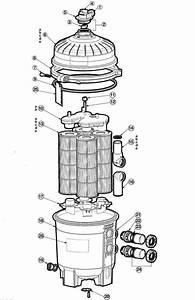 Mypool  Hayward Swimclear Parts Diagrams  30 Series