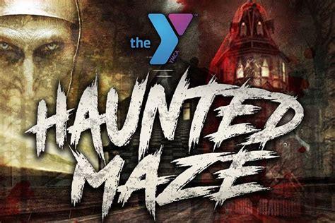ymca haunted maze shoreline village