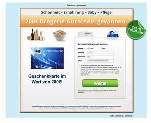 Dm Gutschein Wert : 200 euro gutschein f r rossmann dm m ller e mail ist ein gewinnspiel ~ Orissabook.com Haus und Dekorationen