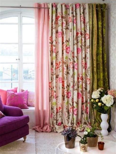 mix and match curtain panels me likey
