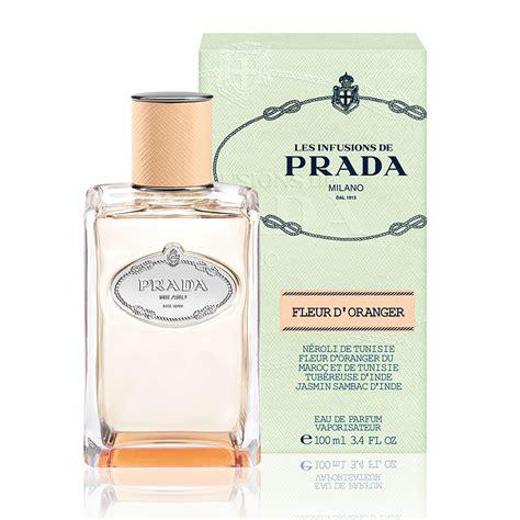 eau de fleur d oranger cuisine prada les infusions de fleur d oranger eau de parfum 100ml cell health cosmetics