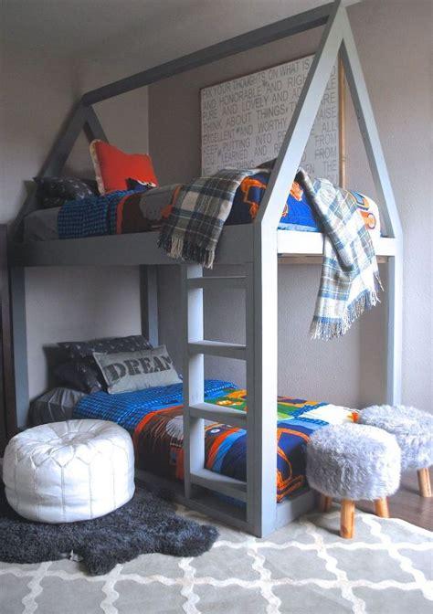 stylish bunk bed plans     details