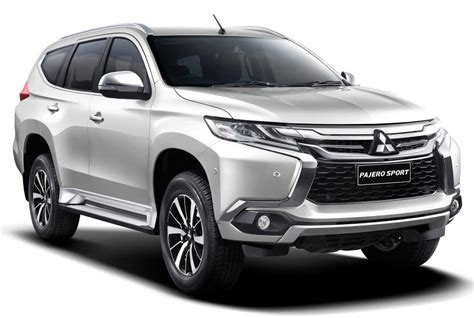 Toyota Venturer Backgrounds by Pajero Facelift 2016 Www Showroommitsubishi