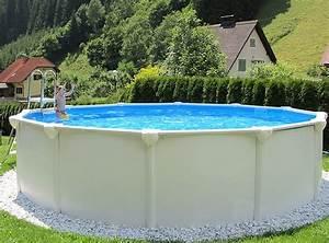 Pool Mit Aufbau : 55 best images about gartenpools von poolsana on pinterest pools garden and summer ~ Sanjose-hotels-ca.com Haus und Dekorationen