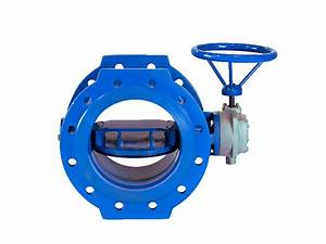 10 Models Of Butterfly Valves