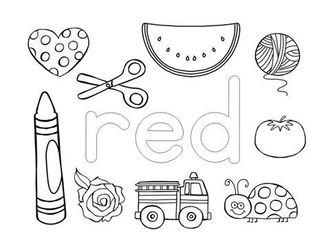 preschool color activities fun games  teaching colors