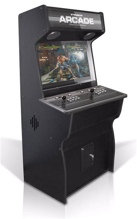 32 quot pro upright xtension arcade cabinet for the xbox 360