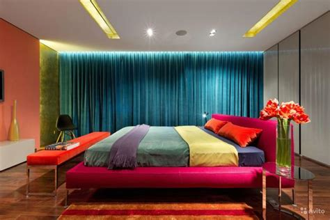 using colour to bring and vitality to your living