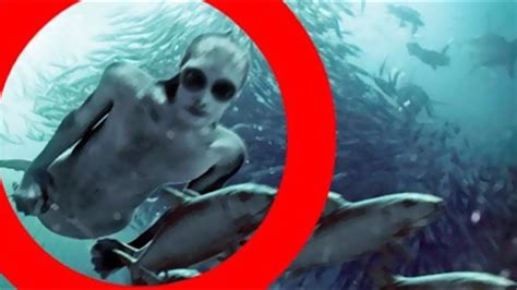 Top 10 Real Life Mermaids Caught On Camera & Spotted In