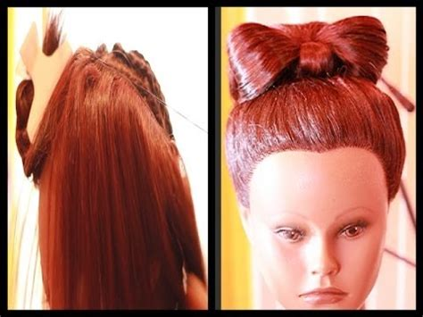 Sew In Hairstyles 2014 by Universal Sew In Weave Updo W Bow Prom Hair Style Idea