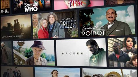 Britbox Streaming
