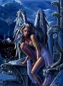 Ange Et Demon : anges filles mangas ~ Medecine-chirurgie-esthetiques.com Avis de Voitures
