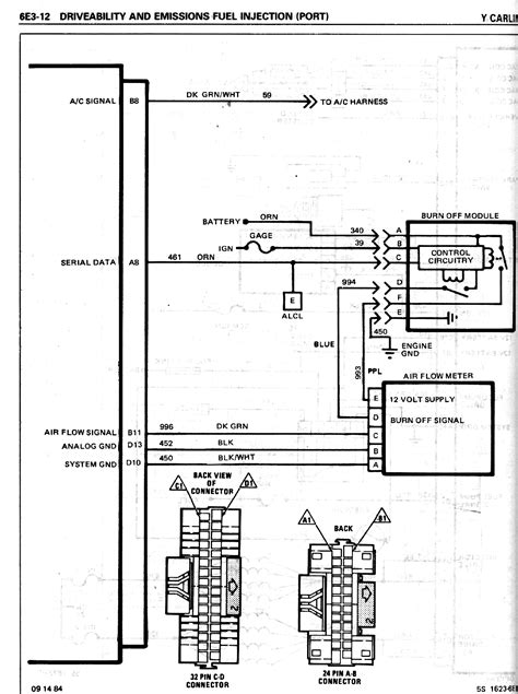 85 Chevy Fuel System Diagram by My 85 Z28 And Eprom Project