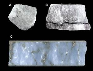 Rocks and Minerals - Gypsum the Commodity