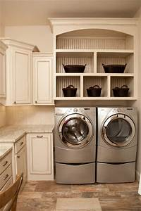 Lubbock Parade Home CV 2011 - Contemporary - Laundry Room