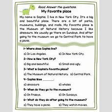 15 Reading Comprehension Passages By Joel Rivera Tpt