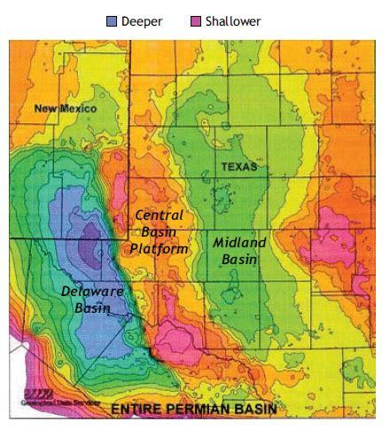 Midland Basin vs Delaware Basin, Understanding the Permian