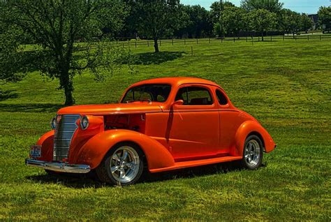 Chevrolet Rods by 1938 Chevrolet Coupe Rod Photograph 1938 Chevrolet
