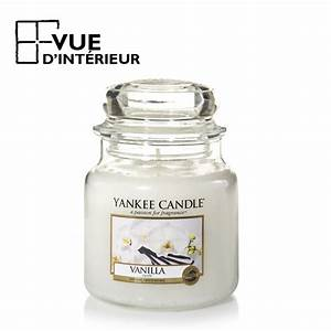 achat yankee candle jarre large vanilla a petits prix sur With meuble yankee candle