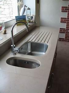 vasque evier cuisine evier encastrer granit et rsine noir With salle de bain design avec evier granit 1 bac