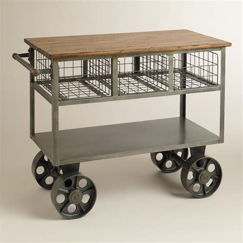 Antique Mobile Kitchen Island Carts   Orchidlagoon.com