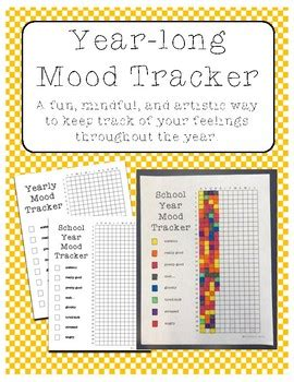 Mood Tracker Year