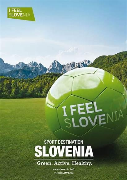 Destination Catalogue Marketing Slovenia Campaign Sport Stb