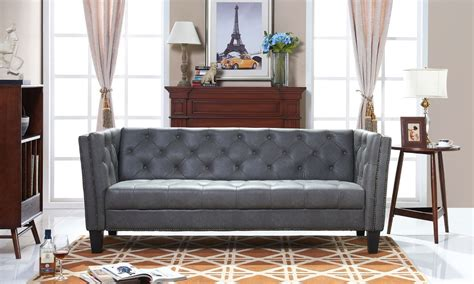 Settee Vs Sofa by Sofa Vs What Are The Differences Overstock