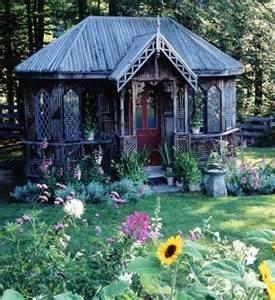 Victorian Garden Shed