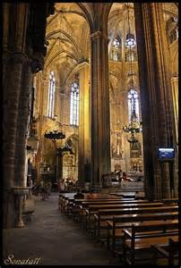 Holy Cross Cathedral Barcelona