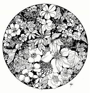 Marcella Wylie | Summer Strawberries | Floral Illustration ...
