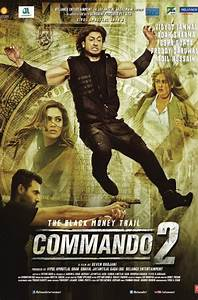 COMMANDO 2 (2017) con Vidyut Jamwal + Jukebox + Sub. Español