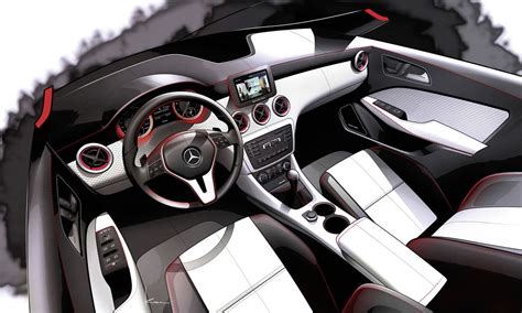It's a stylish hatchback with a fantastic interior. 2013 Mercedes-Benz A-Class: Interior | eMercedesBenz