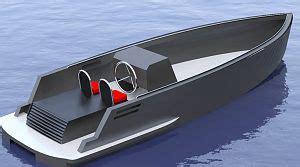 Boot Aluminium Steelfish by Steelfish Boat Design Net