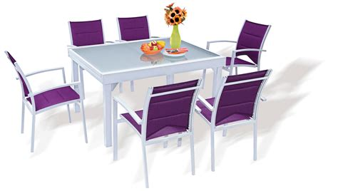 table de jardin et chaises ensemble table et chaise de jardin gifi advice for your