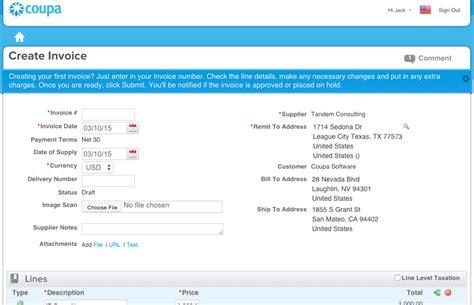 invoice management software cloud invoicing management