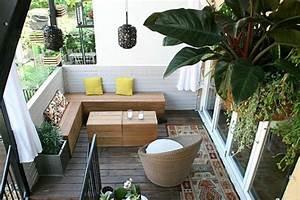 Balkon Gestalten Ideen : 1001 ideen zum thema schmalen balkon gestalten und einrichten ~ Lizthompson.info Haus und Dekorationen