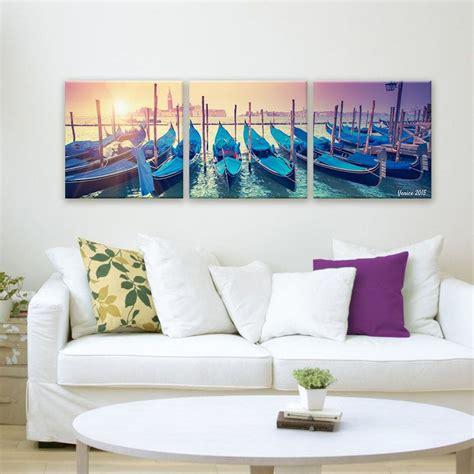 triptych canvas customised  piece canvas art