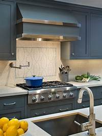 colored kitchen cabinets HGTV's Best Pictures of Kitchen Cabinet Color Ideas From ...