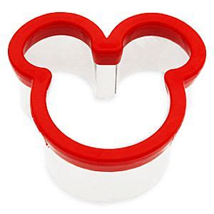 Mickey Mouse Kitchen Essentials Collection by Mickey Mouse Icon Sandwich Cutter Disney Store