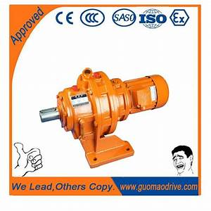 China Factory Oem Marine Worm Helical Cycloid Gearbox