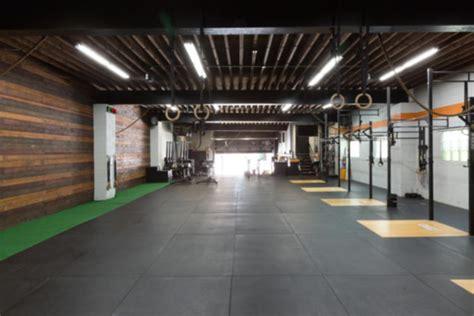 thisopenspace industrial gym space east williamsburg