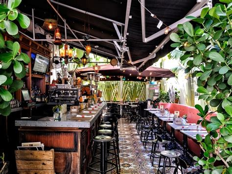 Bar Miami by Restaurants Bars You Should About In Miami