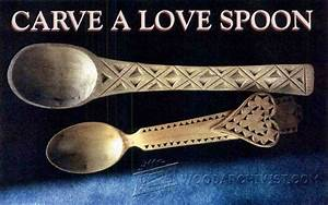 Carving Spoon - Wood Carving Patterns • WoodArchivist