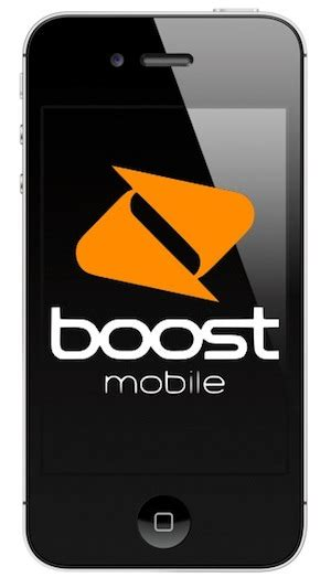 boost mobile to offer prepaid iphone 4 4s in september