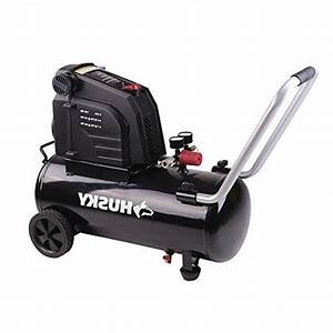 Husky 8g 150 Psi Hotdog Air Compressor