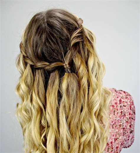 Cozy Braided Hairstyles for Curls 2016   Hairstyles 2017